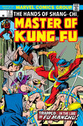 Master of Kung Fu Vol 1 27