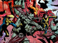 New Mutants (Earth-10349) from New Mutants Vol 3 9 0001