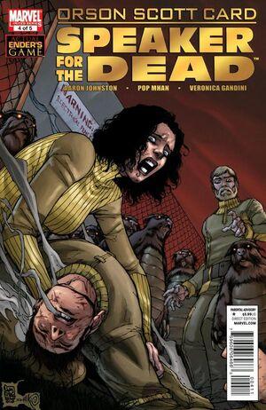 Orson Scott Card's Speaker for the Dead Vol 1 4