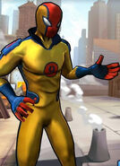 Peter Parker (Earth-TRN461) from Spider-Man Unlimited (video game) 083