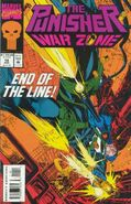 Punisher War Zone Vol 1 18