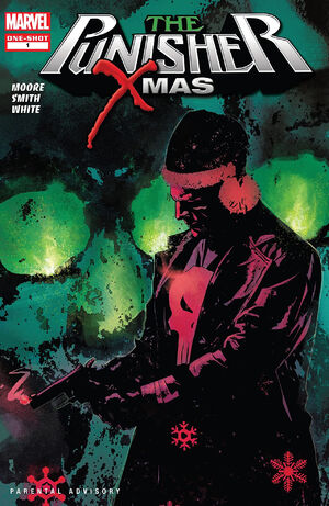Punisher X-Mas Special Vol 1 1