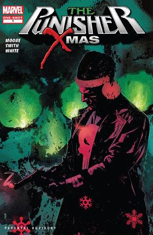 Punisher X-Mas Special Vol 1 1