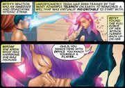 Sage (Earth-616) and Elizabeth Braddock (Earth-616) from X-Treme X-Men Vol 1 3 001