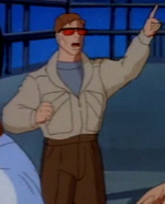 Scott Summers (Earth-534834) from Fantastic Four (1994 animated series) Season 2 9 0001