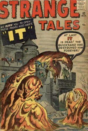 Strange Tales Vol 1 82