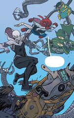 Swinester Six (Earth-8311) from Spider-Gwen Annual Vol 1 1 001
