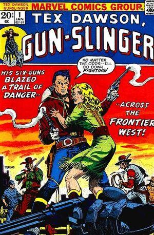 Tex Dawson, Gun-Slinger Vol 1 1