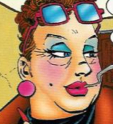 Tilde (Earth-616) from Spider-Man Vol 1 64 001