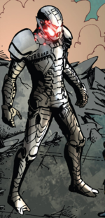 Ultron (Earth-14622) from What If Age of Ultron Vol 1 1 001