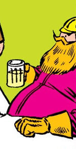 Volstagg (Earth-77640) from Fantastic Four Roast Vol 1 1 0001