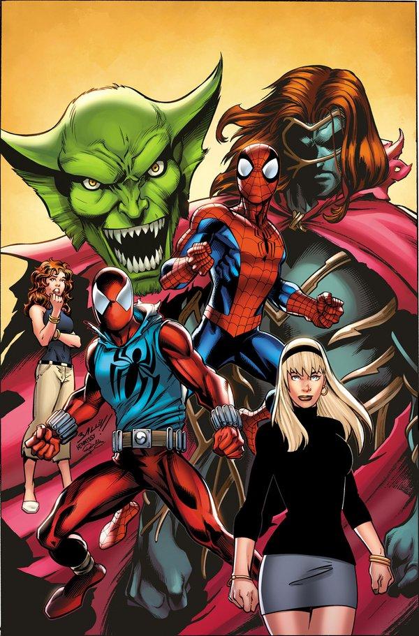 Clone Saga | Marvel Database | FANDOM powered by Wikia