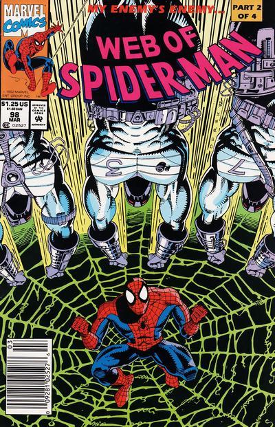 Web of Spider-Man Vol 1 98