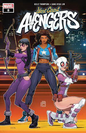 West Coast Avengers Vol 3 8