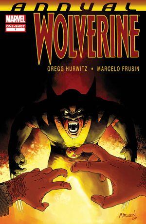 Wolverine Annual Vol 2 1