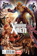 Wolverine and the X-Men Vol 2 1 Brooks Variant