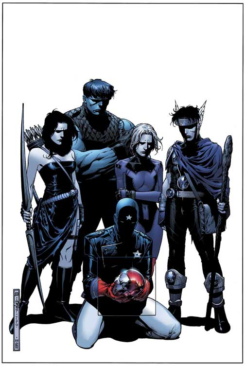 Young Avengers Vol 1 6 Textless.jpg