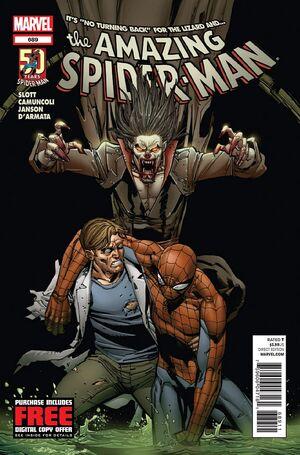 Amazing Spider-Man Vol 1 689