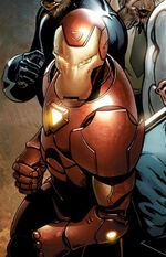 Anthony Stark (Earth-95019) from Marvel Apes Prime Eight Special Vol 1 1 Cover