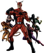 Avengers Academy (Earth-12131) from Marvel Avengers Alliance 0001