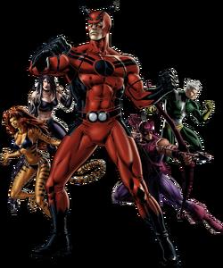 Avengers Academy (Earth-12131) from Marvel Avengers Alliance 0001