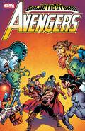 Avengers Galactic Storm Vol 1 2