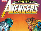 Avengers: Galactic Storm Vol 1 2
