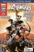 Avengers United Vol 1 100