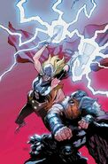 Daredevil Vol 1 600 Mighty Thor Variant Textless