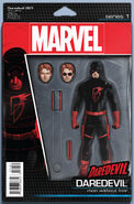 Daredevil Vol 5 1 Action Figure Variant