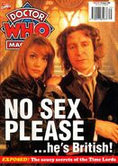 Doctor Who Magazine Vol 1 268