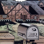 Hickory Road from Web of Spider-Man Vol 1 125 001