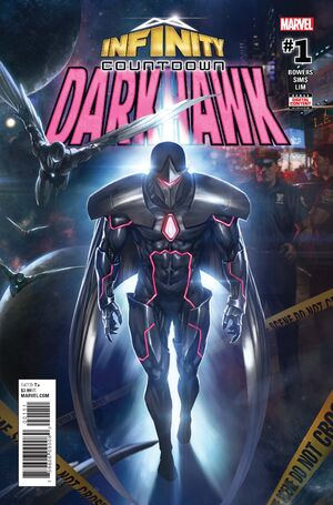 Infinity Countdown Darkhawk Vol 1 1