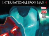 International Iron Man Vol 1 4