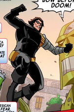 James Buchanan Barnes (Earth-Unknown) from Marvel Universe Avengers - Earth's Mightiest Heroes Vol 1 11 0001