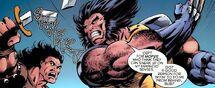 James Howlett (Earth-616) from Wolverine Knight of Terra Vol 1 1 01