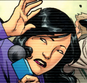Jamie (Reporter) (Earth-616) from Fear Itself Vol 1 1 001