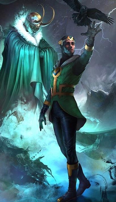 Loki Laufeyson (Kid Loki) (Earth-616) & Loki Laufeyson (Kid Loki) (Earth-616) | Marvel Database | FANDOM ...