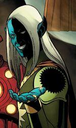 Malekith (Warp World) (Earth-616) from Infinity Wars Iron Hammer Vol 1 2 002