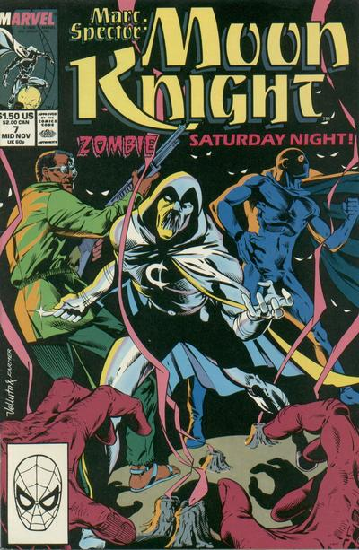 Image result for marc spector moon knight 7