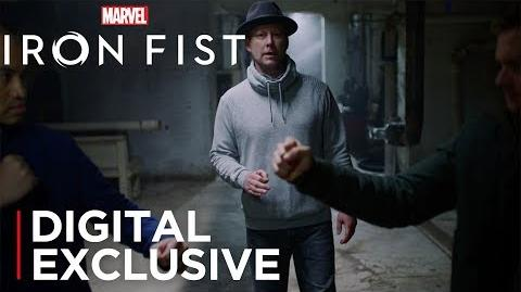 Marvel's Iron Fist Season 2 Violent Ballet HD Netflix