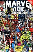 Marvel Age Annual Vol 1 2