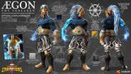 Marvel Contest of Champions Ægon Official Cosplayer Guide