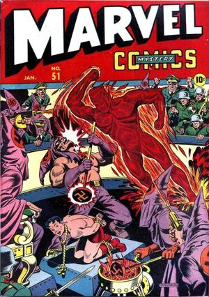 Marvel Mystery Comics Vol 1 51