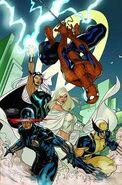 Marvel Super Stars Magazine Vol 1 8 Textless