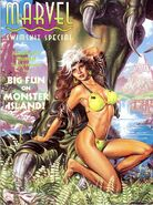 Marvel Swimsuit Special Vol 1 2