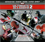 Marvel Ultimate Alliance 2 Back