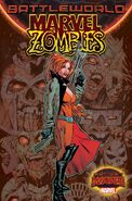 Marvel Zombies Vol 2 1 Land Variant Textless