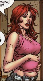 Mary Jane Watson (Earth-9021) from What If Vol 1 1 0001