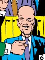 Merriweather (Earth-616) from Amazing Spider-Man Vol 1 23 001